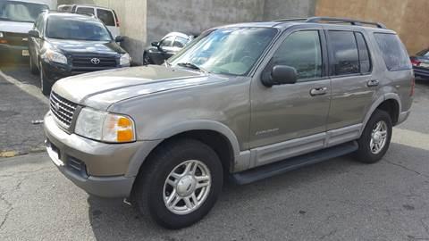2002 Ford Explorer for sale at O A Auto Sale - O & A Auto Sale in Paterson NJ
