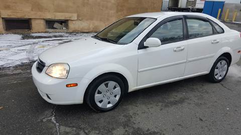2007 Suzuki Forenza for sale at O A Auto Sale - O & A Auto Sale in Paterson NJ
