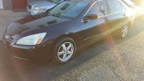 2003 Honda Accord for sale at O A Auto Sale - O & A Auto Sale in Paterson NJ