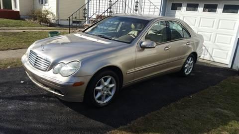 2003 Mercedes-Benz C-Class for sale at O A Auto Sale - O & A Auto Sale in Paterson NJ