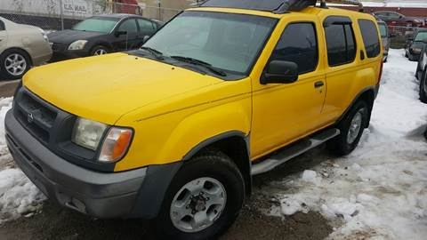 2000 Nissan Xterra for sale at O A Auto Sale in Paterson NJ
