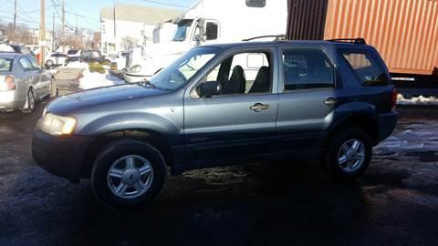2001 Ford Escape for sale at O A Auto Sale - O & A Auto Sale in Paterson NJ