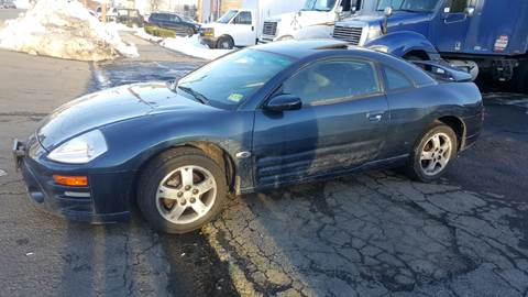 2004 Mitsubishi Eclipse for sale at O A Auto Sale - O & A Auto Sale in Paterson NJ