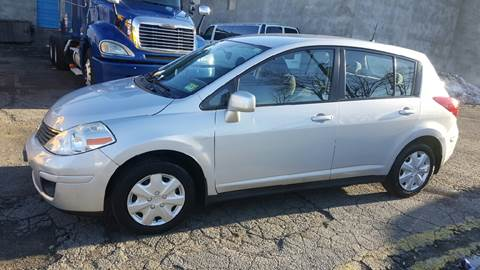 2009 Nissan Versa for sale at O A Auto Sale in Paterson NJ