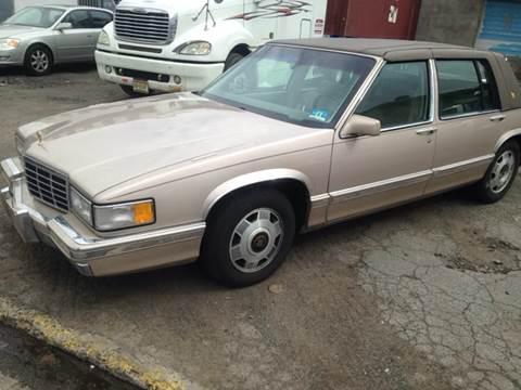1993 Cadillac DeVille for sale at O A Auto Sale in Paterson NJ