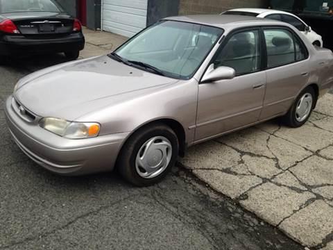 1998 Toyota Corolla for sale at O A Auto Sale in Paterson NJ