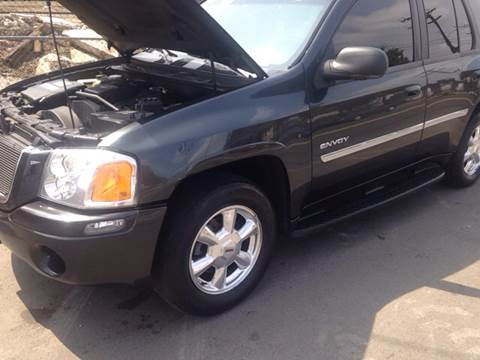 2006 GMC Envoy for sale at O A Auto Sale in Paterson NJ