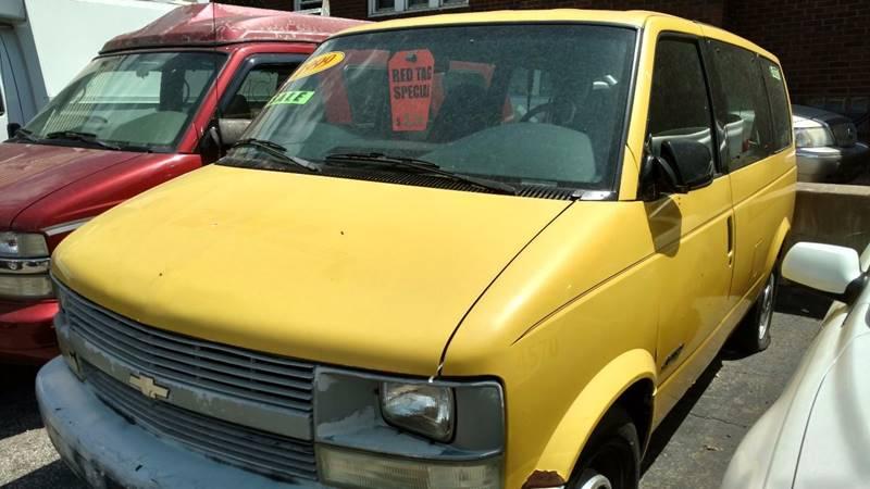 1999 Chevrolet Astro 3dr LT Extended Mini-Van - Peoria IL