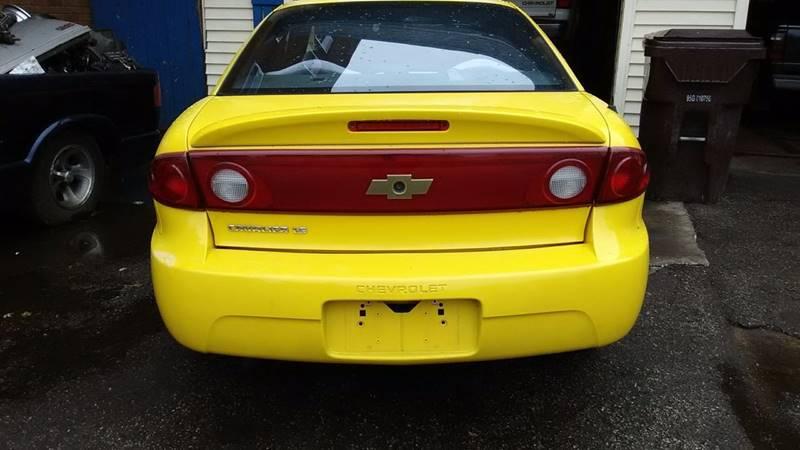 2004 Chevrolet Cavalier LS 2dr Coupe - Peoria IL