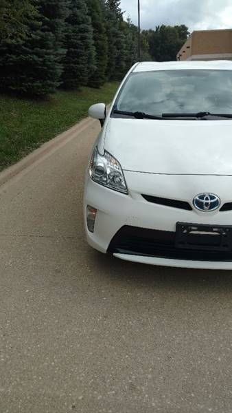 2012 Toyota Prius Five 4dr Hatchback - Peoria IL