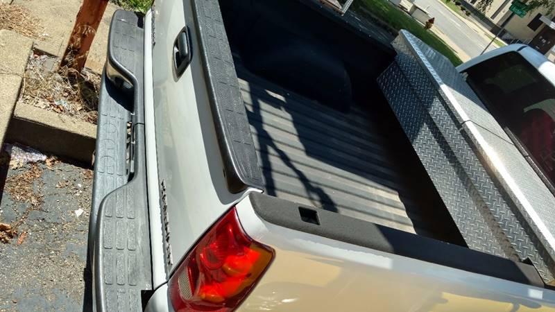 2003 Chevrolet Silverado 1500 4dr Extended Cab LT 4WD SB - Peoria IL