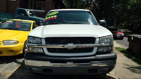 2003 Chevrolet Silverado 1500 for sale in Peoria, IL