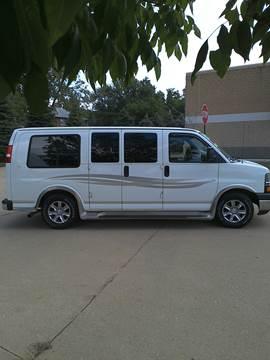 2003 Chevrolet Express Passenger