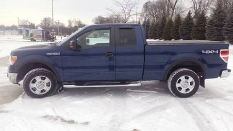 2009 Ford F-150 for sale at Dave's Garage & Auto Sales in East Peoria IL