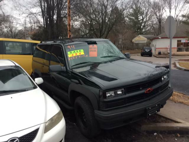 1994 Chevrolet Blazer for sale at Dave's Garage & Auto Sales in East Peoria IL