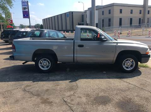1998 Dodge Dakota for sale at Dave's Garage & Auto Sales in East Peoria IL