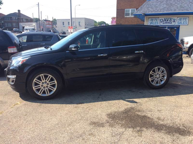 2013 Chevrolet Traverse for sale at Dave's Garage & Auto Sales in East Peoria IL
