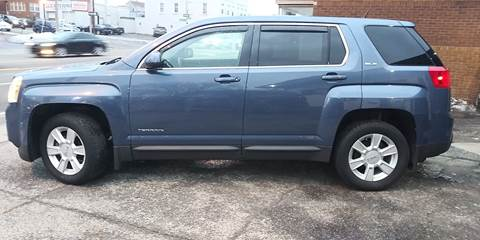 2012 GMC Terrain for sale at Dave's Garage & Auto Sales in East Peoria IL