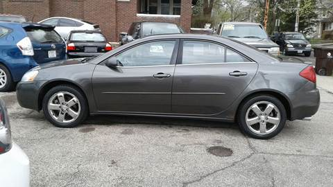 2005 Pontiac G6 for sale at Dave's Garage & Auto Sales in East Peoria IL