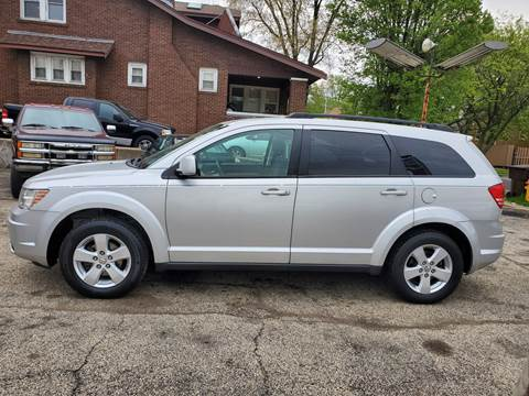 2010 Dodge Journey for sale at Dave's Garage & Auto Sales in East Peoria IL