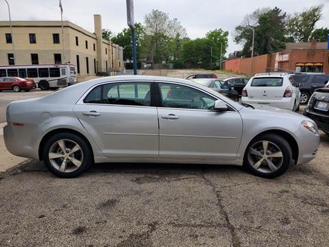 2011 Chevrolet Malibu for sale at Dave's Garage & Auto Sales in East Peoria IL