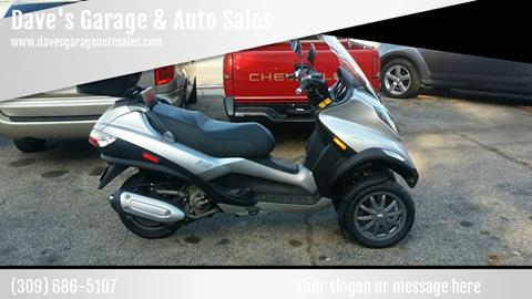 2009 Piaggio Mp3  250ie for sale in Peoria, IL