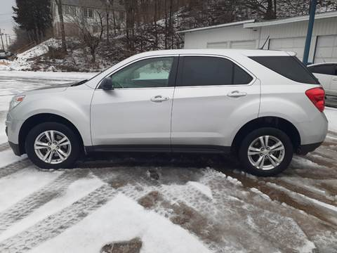 2014 Chevrolet Equinox for sale at Dave's Garage & Auto Sales in East Peoria IL