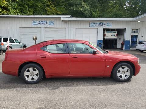 2007 Dodge Charger for sale at Dave's Garage & Auto Sales in East Peoria IL