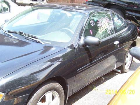 2003 Chevrolet Cavalier for sale at Dave's Garage & Auto Sales in East Peoria IL