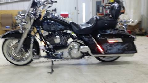 2001 Harley-Davidson Road King for sale at Dave's Garage & Auto Sales in East Peoria IL