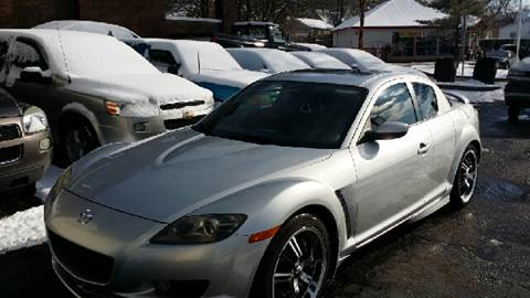 2005 Mazda RX-8 for sale at Dave's Garage & Auto Sales in East Peoria IL