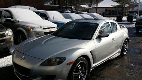 2005 Mazda RX-8 for sale at Dave's Garage & Auto Sales in East Peoria IL