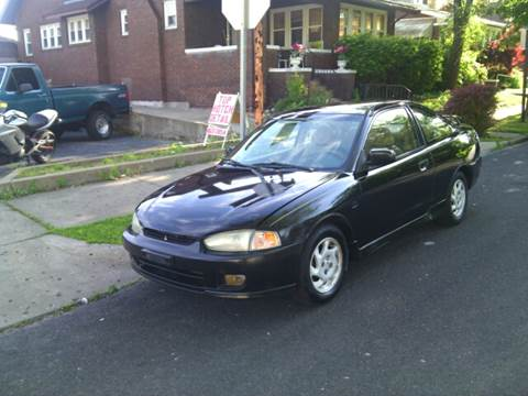 1997 Mitsubishi Mirage for sale at Dave's Garage & Auto Sales in East Peoria IL