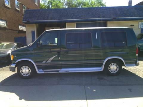 1999 Ford E-150