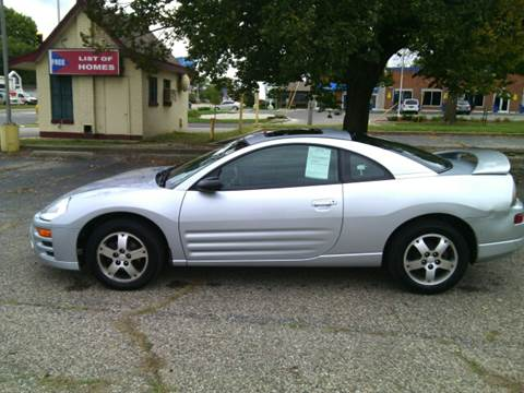 2004 Mitsubishi Eclipse for sale at Dave's Garage & Auto Sales in East Peoria IL