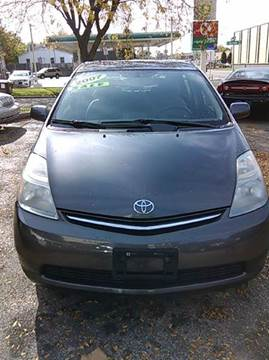 2007 Toyota Prius for sale at Dave's Garage & Auto Sales in East Peoria IL