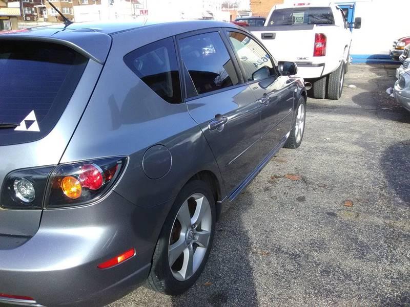 2006 Mazda MAZDA3 s 4dr Wagon - Peoria IL