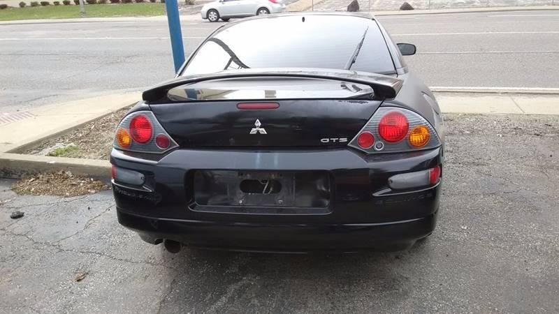 2003 Mitsubishi Eclipse GTS 2dr Hatchback - Peoria IL