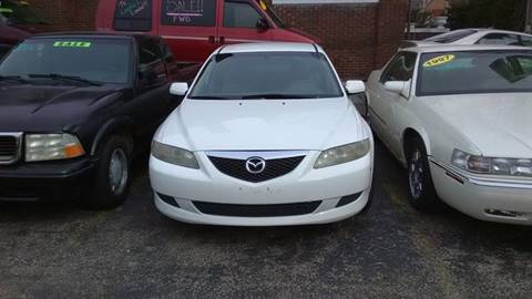 2004 Mazda MAZDA6 for sale at Dave's Garage & Auto Sales in East Peoria IL