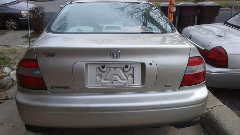1995 Honda Accord LX 4dr Sedan - Peoria IL