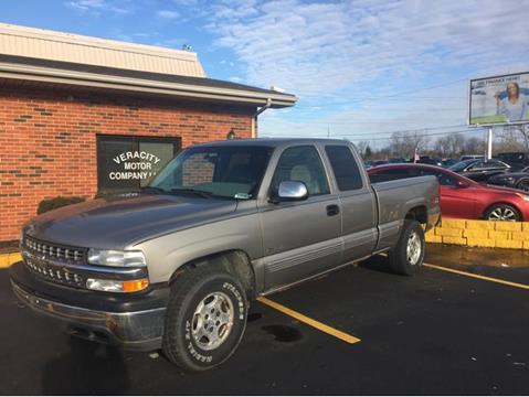 2000 Chevrolet Silverado 1500 for sale in Dayton, OH