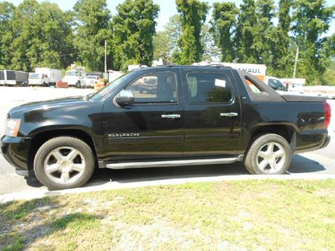 2011 Chevrolet Avalanche for sale in Roswell, GA