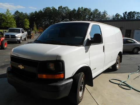2003 Chevrolet Express Cargo for sale in Roswell, GA