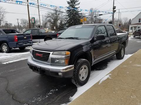 2007 GMC Canyon for sale in Adrian, MI