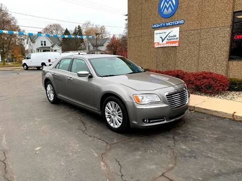 2014 Chrysler 300 C for sale at Mighty Motors in Adrian MI