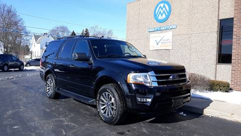 2017 Ford Expedition XLT for sale at Mighty Motors in Adrian MI