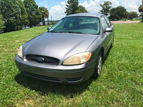 2007 Ford Taurus for sale in Ocoee, FL