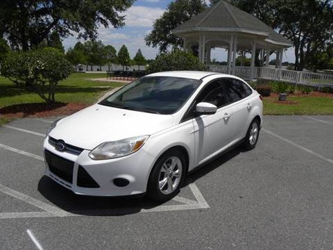 2013 Ford Focus for sale at Affordable Auto in Ocoee FL