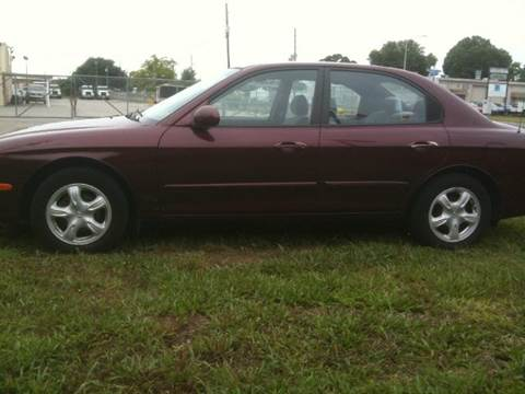 2001 Hyundai Sonata for sale at Affordable Auto in Ocoee FL