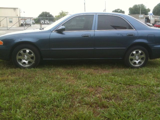 2002 Mazda 626 for sale at Affordable Auto in Ocoee FL